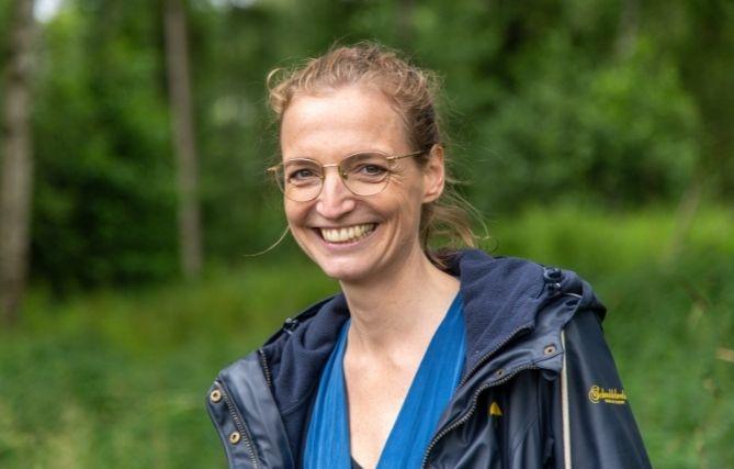 Gesa Müller Schulz möchte Wälder retten