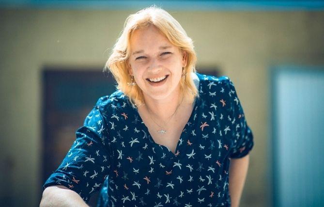 Steffi Leitz stärkt das Gemeinschaftsgefühl