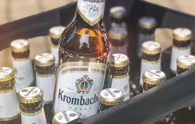 Krombacher sponsort Volunteer Awards 2021